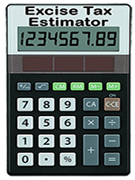 Maine Excise Tax Calculator, Town of Madawaska, Maine